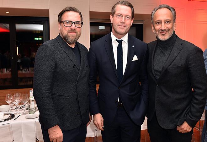Holger-Schmidt-Alexander-Wirth-Sanjiv-Singh Jungunternehmer meets CEOs