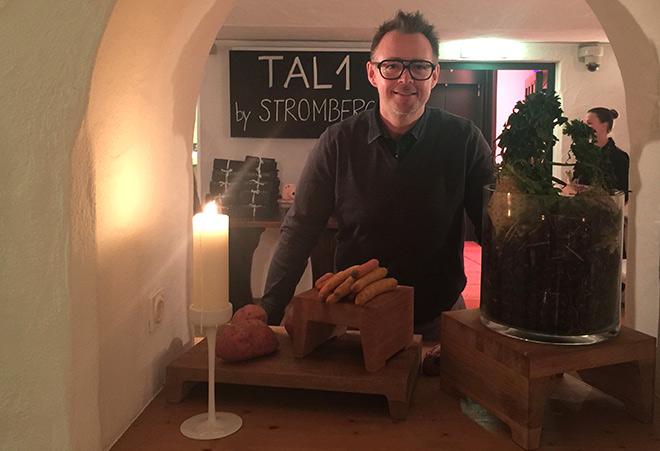 Perfekte Restaurants für perfekte Events: Holger Stromberg