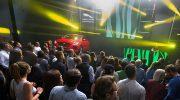 Exklusives Konzert für den Jaguar E Pace