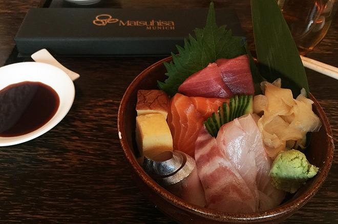 Exotischer Sonntagsbrunch: Seafood Ceviche a la Matsuhisa