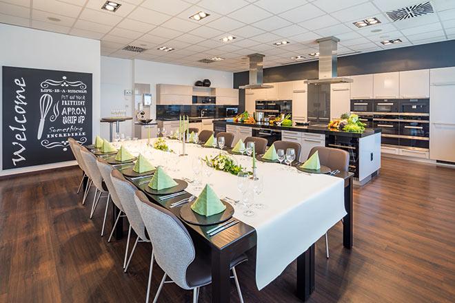 Kochevent-Themen variieren von Surf and Turf über die Mediterrane Küche bis zum Weihnachtsbraten