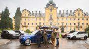 Schloss Bückeburg: Alexander Fürst zu Schaumburg-Lippe lud zur Jagd
