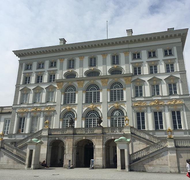 Eine der schönsten Konzert-Locations: Konzerte München auf Schloss Nymphenburg