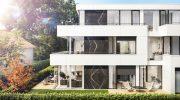 Luxuriöser Neubau in der ersten Reihe des Herzogpark
