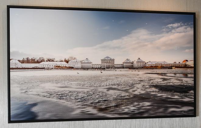 Schloss Nymphenburg zählt zu den meist fotografierten Motiven. Fotocredit: Artology