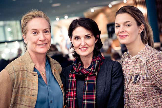Bei ersten Salon Perrier-Jouët in München dabei