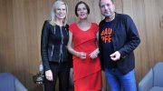 Salongespräch im Hotel Bayerischer Hof München: Geheimnis Charisma