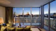 Silvester München: Beste Suite und exklusivster Neujahrsbrunch