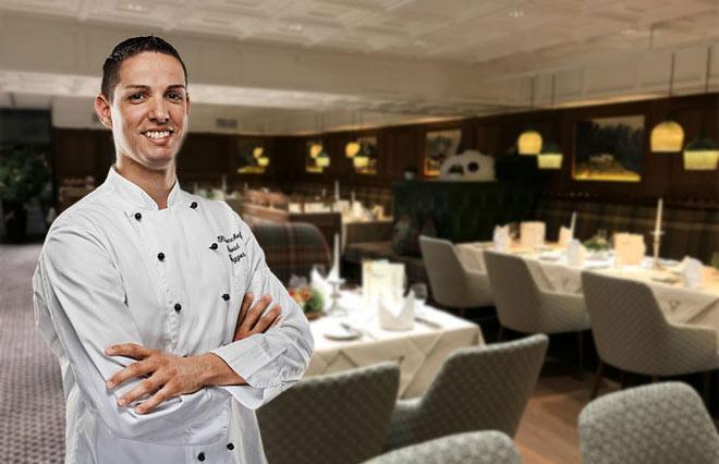 Der Kufsteiner David Wagger ist neuer Küchenchef im Relais & Chateaux Hotel Gasthof Post Lech.