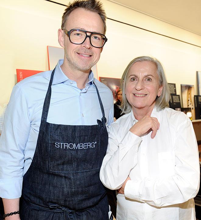 Holger Stromberg und Gabriele Strehle haben ihre eigene Meinung zu Luxus. Fotocredit: Dominik Beckmann BrauerPhotos