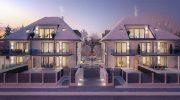 Wohn-Trend in München: Mehrfamilienhaus im Villenstil