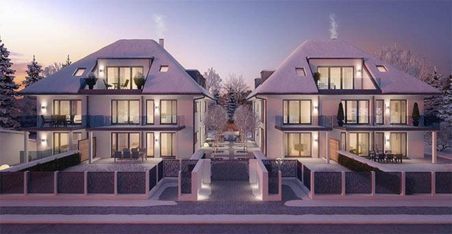 Wohntrend Mehrfamilienhaus