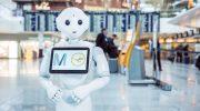 A.I. Künstliche Intelligenz am Flughafen: 'Josie Pepper' ist humanoid