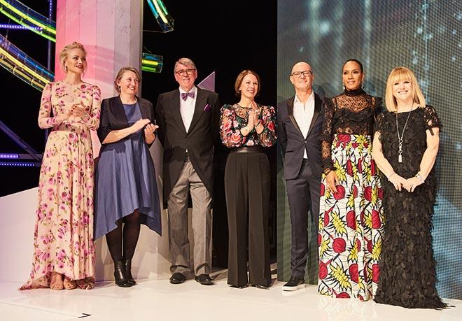 Sieben Jury-Mitglieder für sieben Kategegorien des Inhorgenta Award in München. Unter ihnen Model Franziska Knuppe, Barbara Becker oder Journalistin Patrizia Riekel. Fotocredit: Frommel Fotodesign für Messe München