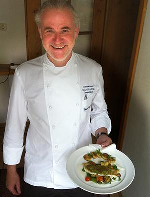 Peter Kinner hat neben der Schloßwirtschaft Schwaige Nymphenburg auch ein Restaurant im Tal München. Fotocredit: Kulturgipfel