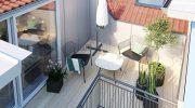 Das blaue Haus von München wird kernsaniert und die Quadratmeterpreise steigen
