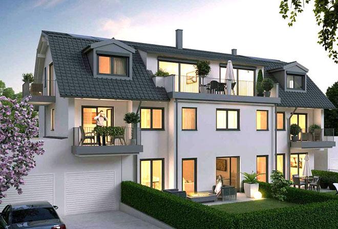 Neubauimmobilie in Allach