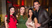 La Dolce Vita mitten in München: VIPs feiern italienische Party im Emporio Armani Caffé