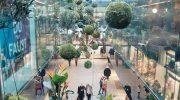 Osterspaziergang auf münchnerisch: Goethe lässt grüßen