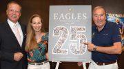 Die Golfpromis feiern Jubiläum: The Eagles Charity Golf Club wird 25!