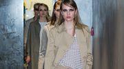 Fashion Lunch mit Catwalk im Münchner Emporio Armani Caffe
