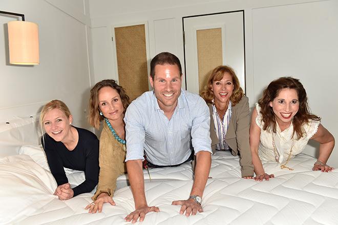 Wendeten im Louis Hotel Munich fleißig die Matratzen