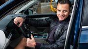 Andreas Gabalier: Prominenter Autotester