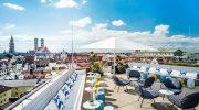 Restaurant 'Terrace' eröffnet auf Münchens coolster Dachterrasse!