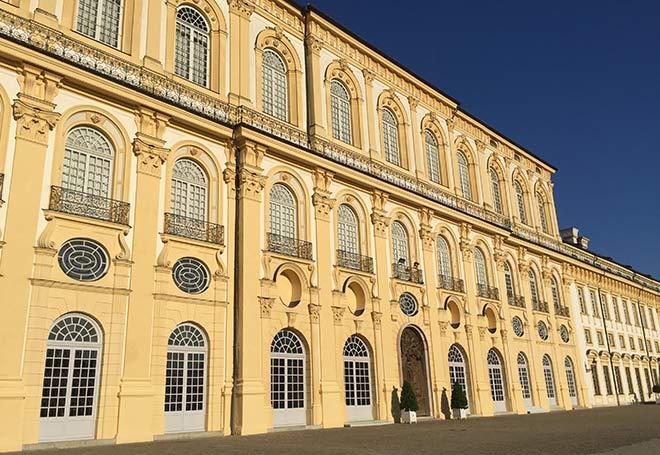 Schloss Schleißheim bietet eine Traum-Kulisse für Konzerte!