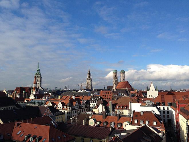 Die Attraktivität von München ist in Sachen Immobilien ungebrochen. Ob Dahler & Company hier eine Filiale gründet steht noch in den Sternen.