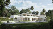 Thomas Mann House in L.A. mit Münchner Lichtdesign