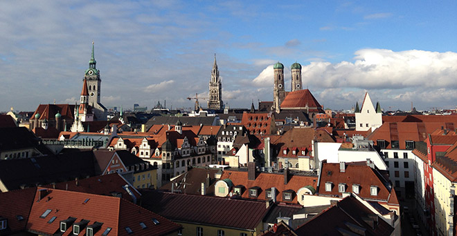 München boomt, auch wenn viele diese Entwicklung viele nachdenklich stimmt.