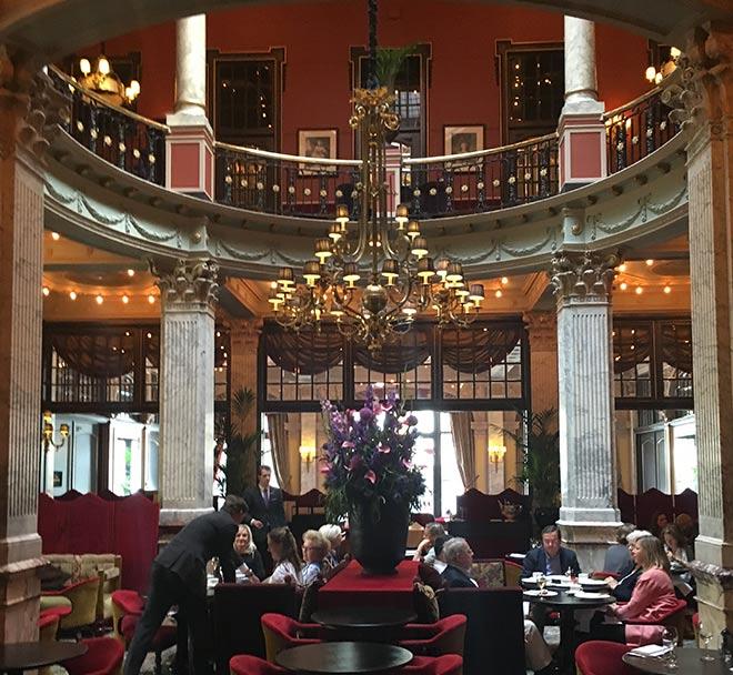 Hotel-Ikonen in Den Haag