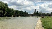 Kommt jetzt das Isar-Flussbad?