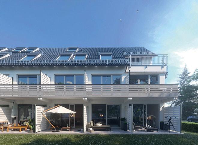 In der Uhdestraße 45 bis 47 in Solln liegt diese Kapitalanlage Appartments. Fotocredit: neubaukompass.de