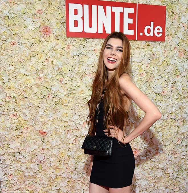 Klaudia Giez kam im Schwarzen. Fotocredit: G. Nitschke, BrauerPhotos