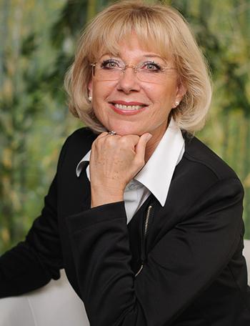 Evelyn Rickauer - Gründerin von Silinova