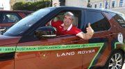 Weltreise mit Land Rover Discovery 5 mit Boxenstopp in München