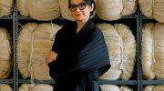 Ein Teppich verändert Räume! Designerin Lila Valadan auf Quickbesuch in München