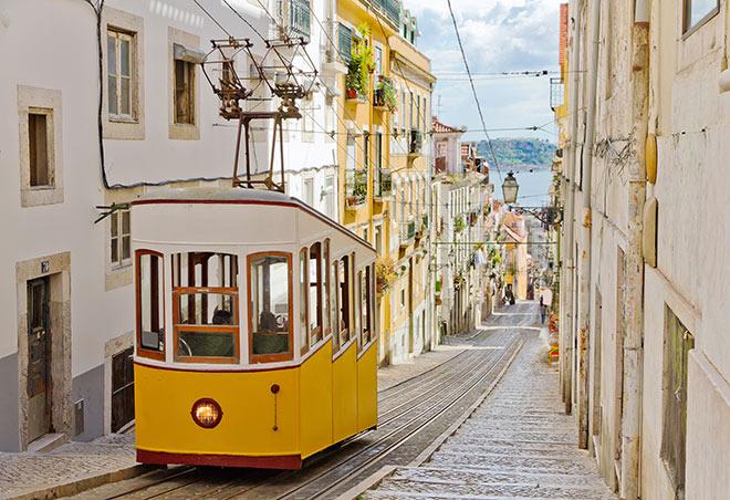 Viele von uns waren ja schon in Lissabon, der Hauptstadt von Portugal.