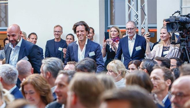 Serviceplan CEO Florian Haller. Fotocredit: Michaela Handrek-Rehle