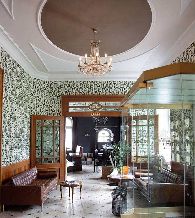After Wiesn Partylocation mit Stil: Hotel Krone liegt direkt oberhalb der Theresienwiese. Fotocredit: AL Hotel GmbH