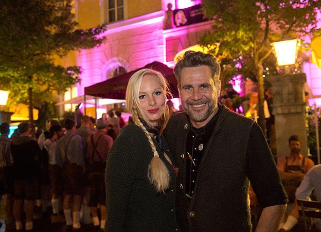 Alexander Lutz hat seine angesagte 'After Wiesn Partylocation' selbst auf Herz und Nieren getestet! Fotocredit: AL Hotel GmbH