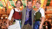 Münchner Oktoberfest: VIP-Glamour, aber ohne Glitzerschürze …