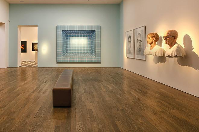 Die aktuelle Ausstellung in der Kunsthalle München geht bis 19. Januar 2019. Fotocredit: Michael Naumann