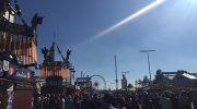 Oktoberfest 2018 und vom Luxus der Kleinen Wiesnzelte