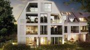 Die richtige Wohnung für FC Bayern Fans? Neubauimmobilie in Harlaching