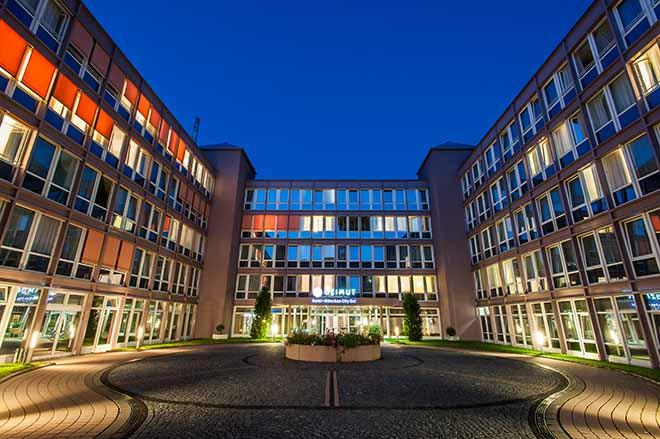 Weltweit gibt es in 20 Städten insgesamt 27 AZIMUT Hotels. Speziell München hat einen kleinen und feinen Tagungs- und Konferenzbereich.