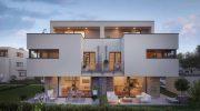 Bauhausarchitektur am Ammersee: Architektenhäuser in See-Fußnähe