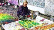 Neuer Shooting-Star der deutschen Kunstszene: 'The Emotion Artist' Alexander Höller
